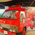 消防博物館 消防車