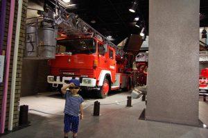消防博物館 旧車 消防車