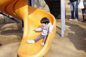 所沢 航空公園 滑り台