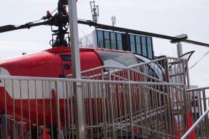 四谷 消防博物館 ヘリコプター