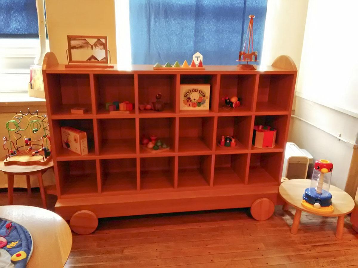 四谷 おもちゃ美術館 2F 展示おもちゃ