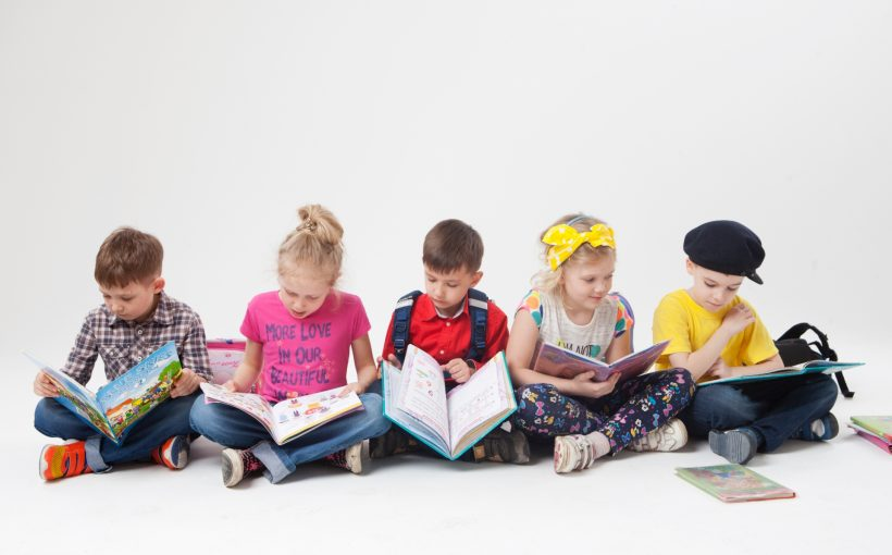 読書 子供