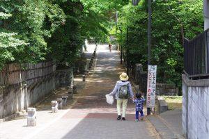 武蔵関公園 入り口