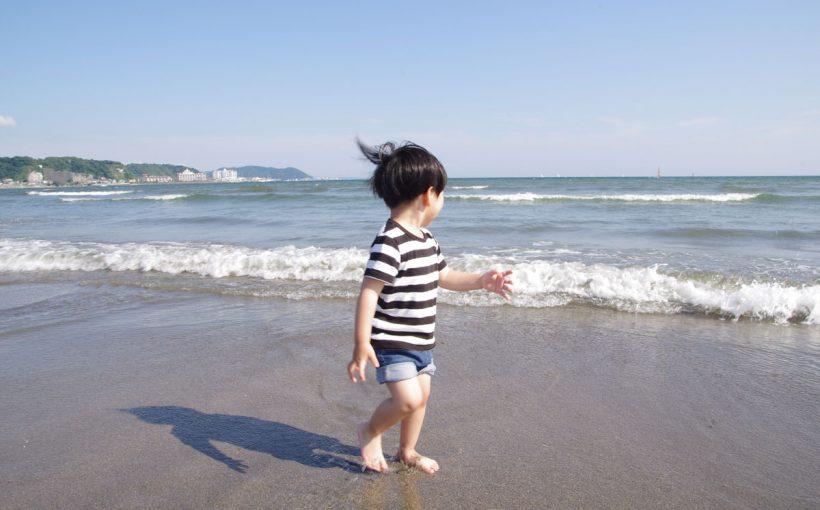 由比ヶ浜駅 ~ 長谷駅 海岸散歩