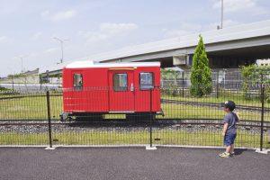 ららぽーと富士見 鉄道広場 セガソニック鉄道 (16)