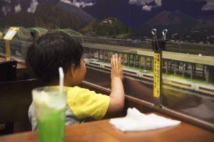ららぽーと富士見 3F 鉄道カフェ (3)