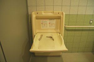 お台場 水の科学館 トイレ