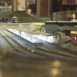 ららぽーと富士見 3F 鉄道カフェ Nゲージ