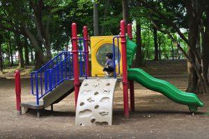 井草森公園 複合遊具 幼児向け複合遊具