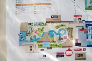 サンシャイン水族館 天空のオアシス第二章 追加マップ