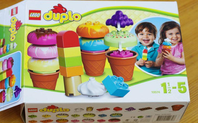 レゴ・デュプロ アイスクリームあそびセット