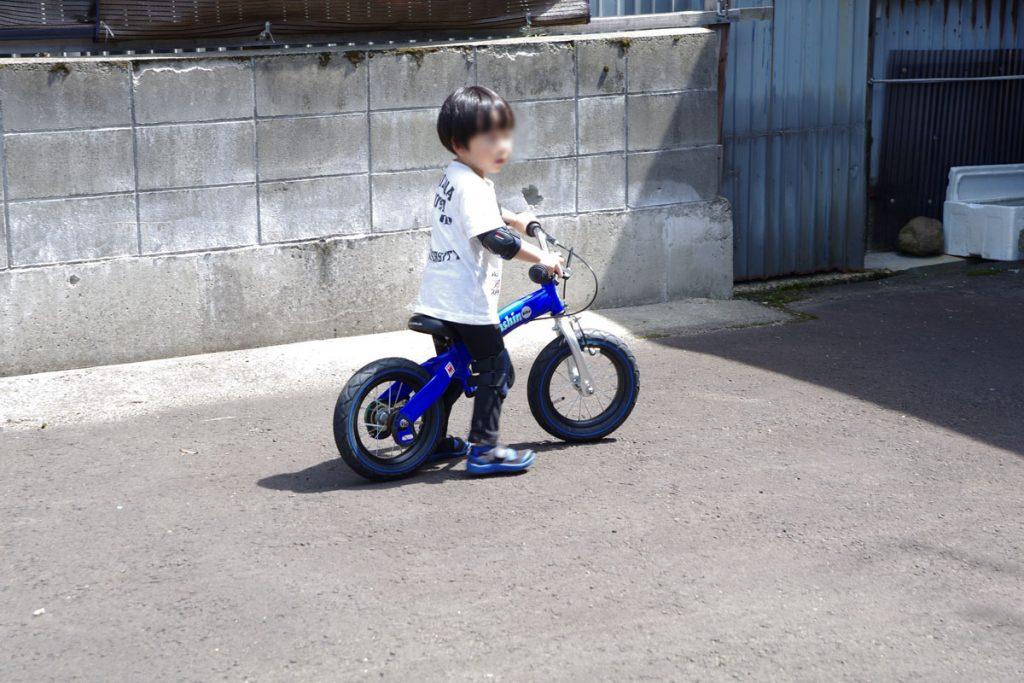 へんしんバイク 3歳半