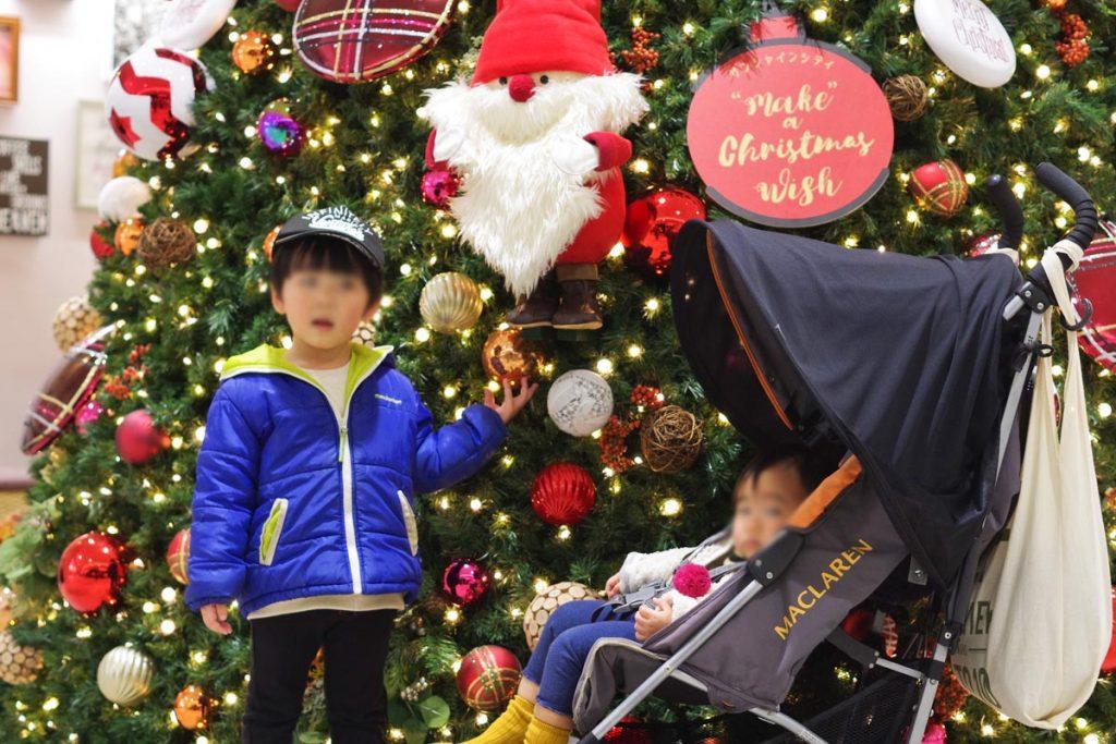 サンシャインシティ クリスマス (2)