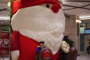 サンシャインシティ クリスマス (5)