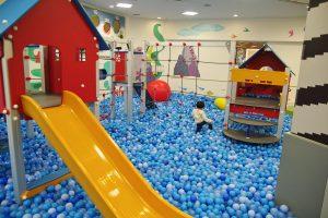 ボールプール 複合遊具