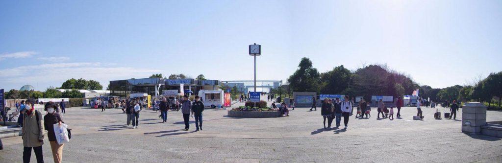 葛西臨海公園 休日 混雑状況