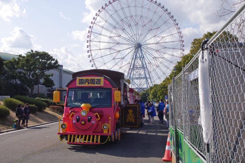 葛西臨海公園 周遊 バス