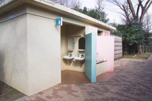 にこにこパーク トイレ