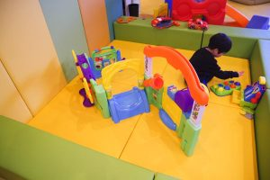 コナミスポーツ渋谷 プレイランド 幼児遊具