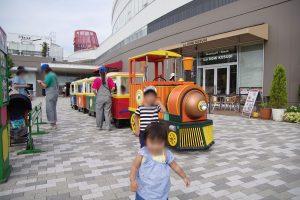 子供 電車