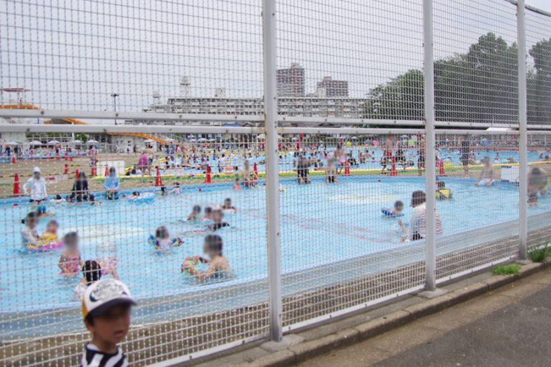 児童用プール