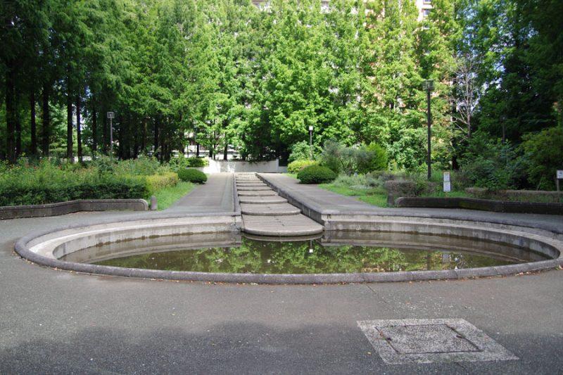四季の香公園 じゃぶじゃぶ池は2018年休止中