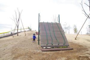 東伏見公園 アスレチック遊具