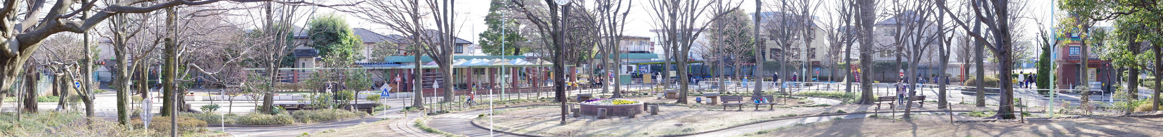 練馬区立 大泉交通公園 (1)