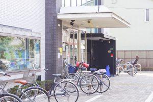 練馬区立 南田中公園 図書館