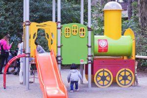 井の頭公園 動物園 遊具