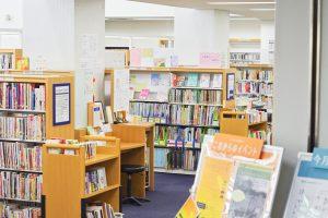 練馬区立 南田中 図書館