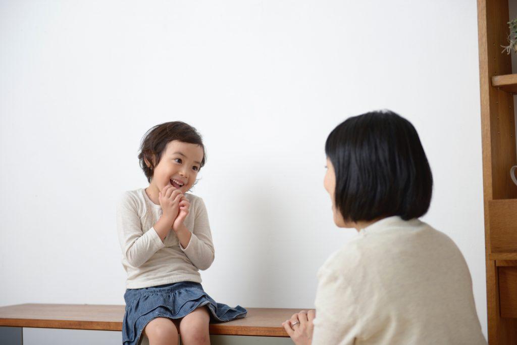 親子-母-会話